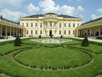 fehérvárcsurgói Károlyi kastély