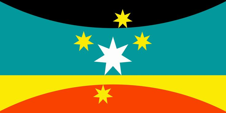 New Australian Flag Design Series