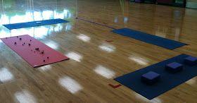 Bernardette: Yoga Obstacle Course