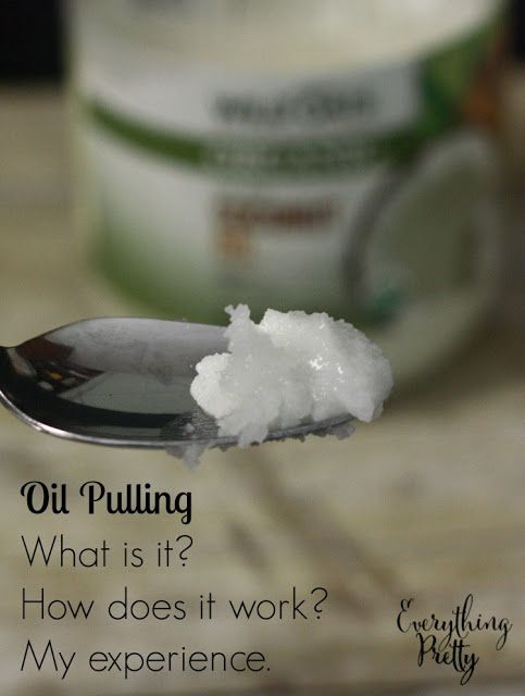 Does Oil Pulling Work? What it Is, How it Works, My Experience | Everything Pretty