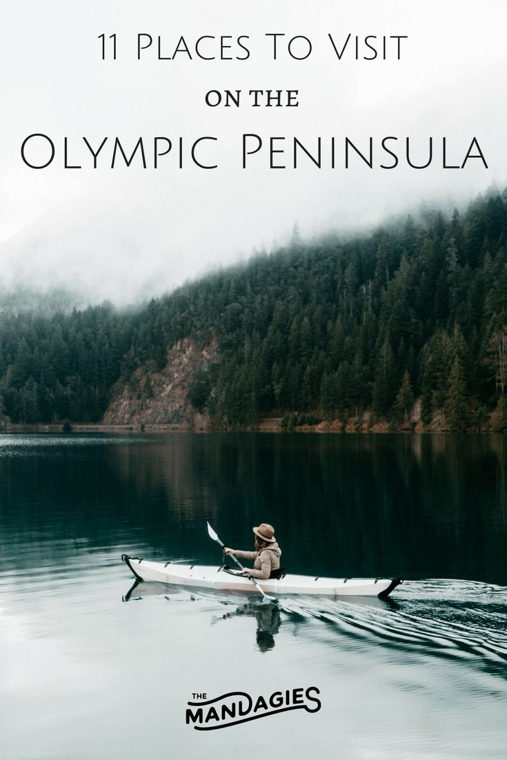 11 Places to See On the Olympic Peninsula - The Mandagies