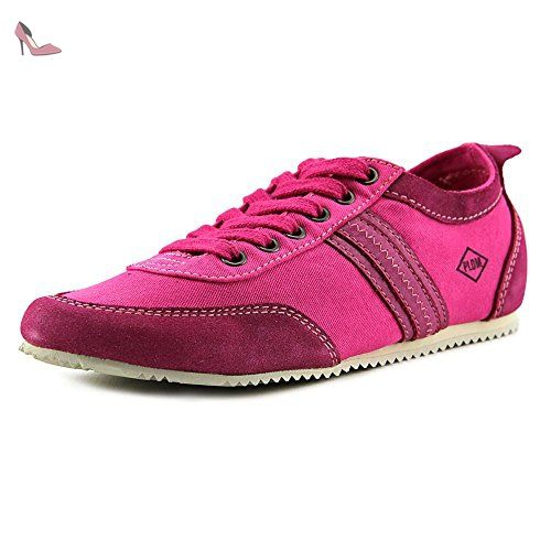 Palladium Pallaville CVS, Sneakers Basses Femme, Rose (Garnet Rose/Wind Chime), 41 EU