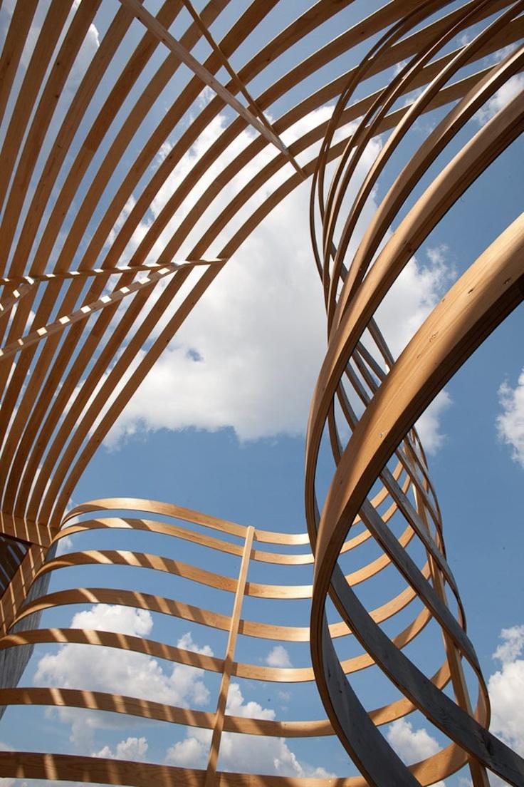 WISA Wooden Design Hotel, Helsinki, 2009 #welikeit #Pidfloors #exterior #hardwood #hotel #design
