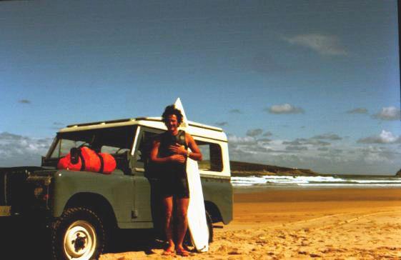 Recuerdos de surf de Doc Caribbean a finales a mediados de los 70.