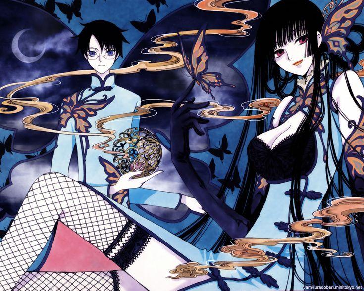 Anime XxxHOLiC  Wallpaper