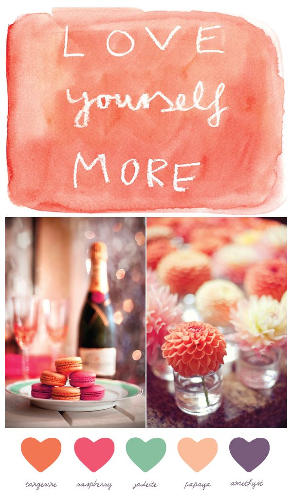 tangerine and raspberry: Colors Pallettes, Colors Pallets, Wedding Colors Boards, Colors Combos, Colors Theme, Colors Inspiration Boards, Colors Palettes, Colors Schemes, Bold Wedding Colors