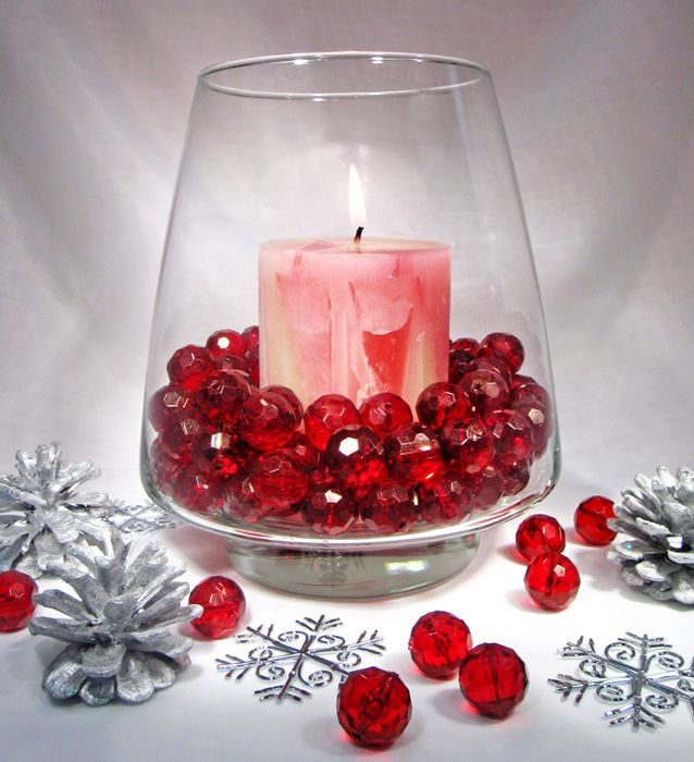 Glass Vase Decoration Ideas