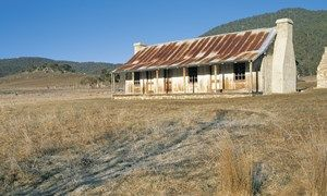 Images of Australia: Orroral Homestead, Australian Capital Territory