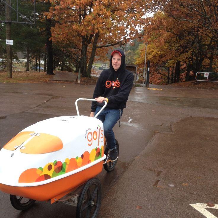 goji bike