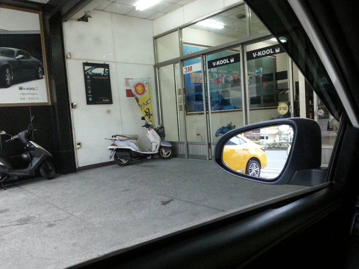 臺南順興SUPERLEX菁英隔熱紙GE33+GE11 20150527 | Car door. Car