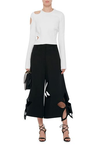 Matisse Cut Out Top by Rosie Assoulin for Preorder on Moda Operandi