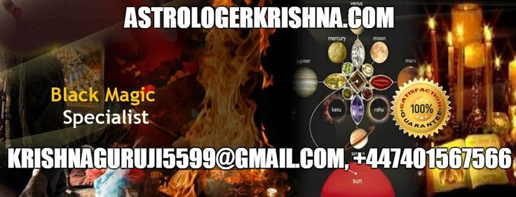 Our Indian black magic removal specialist in UK, London, Tooting, Croydon, Coventry, Leicester is a negative energy removal expert and jinn removal expert. He will remove all type of negative energy over you within 2 to 3 days. Provides best negative energy removal in London, uk and black magic removal in London, uk ,Please feel free to contact us mail at krishnaguruji5599@gmail.com call us at +447401567566 .
