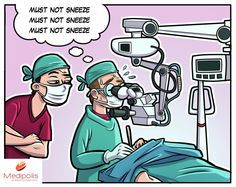 eye surgery humor - Google Search