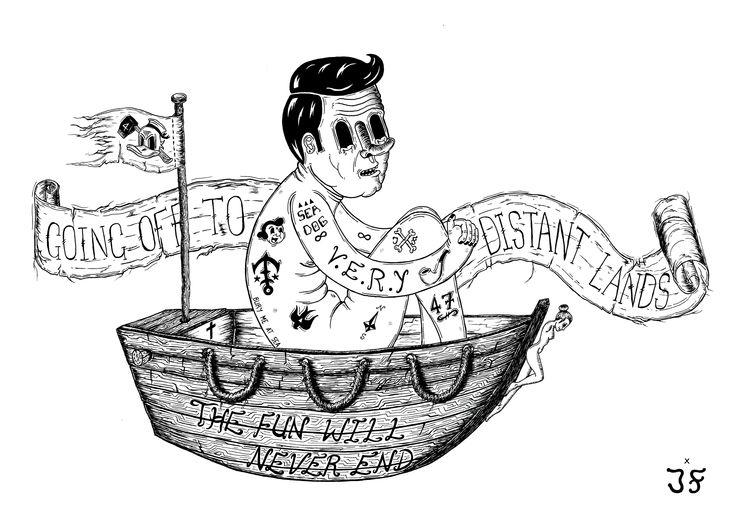 """Sea Dog"" by #Jürgen #Freese"