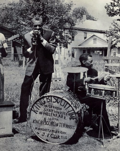 Sonnys blues music change