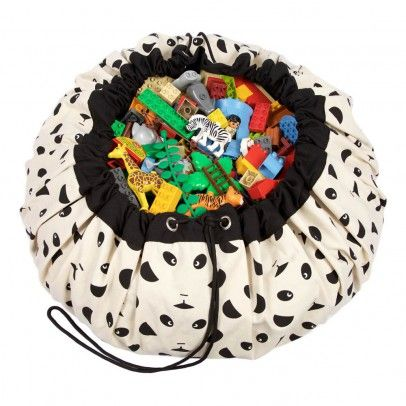 Panda Playmat Bag  Play and Go