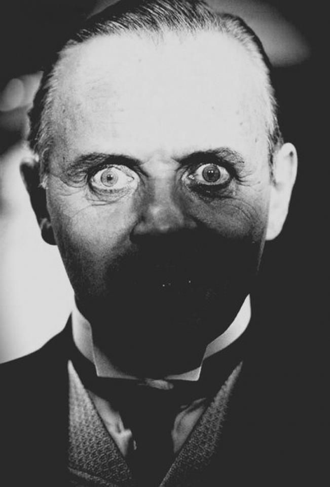 Anthony Hopkins  :||:  Extraordinary Actor.  Extraordinary Image.