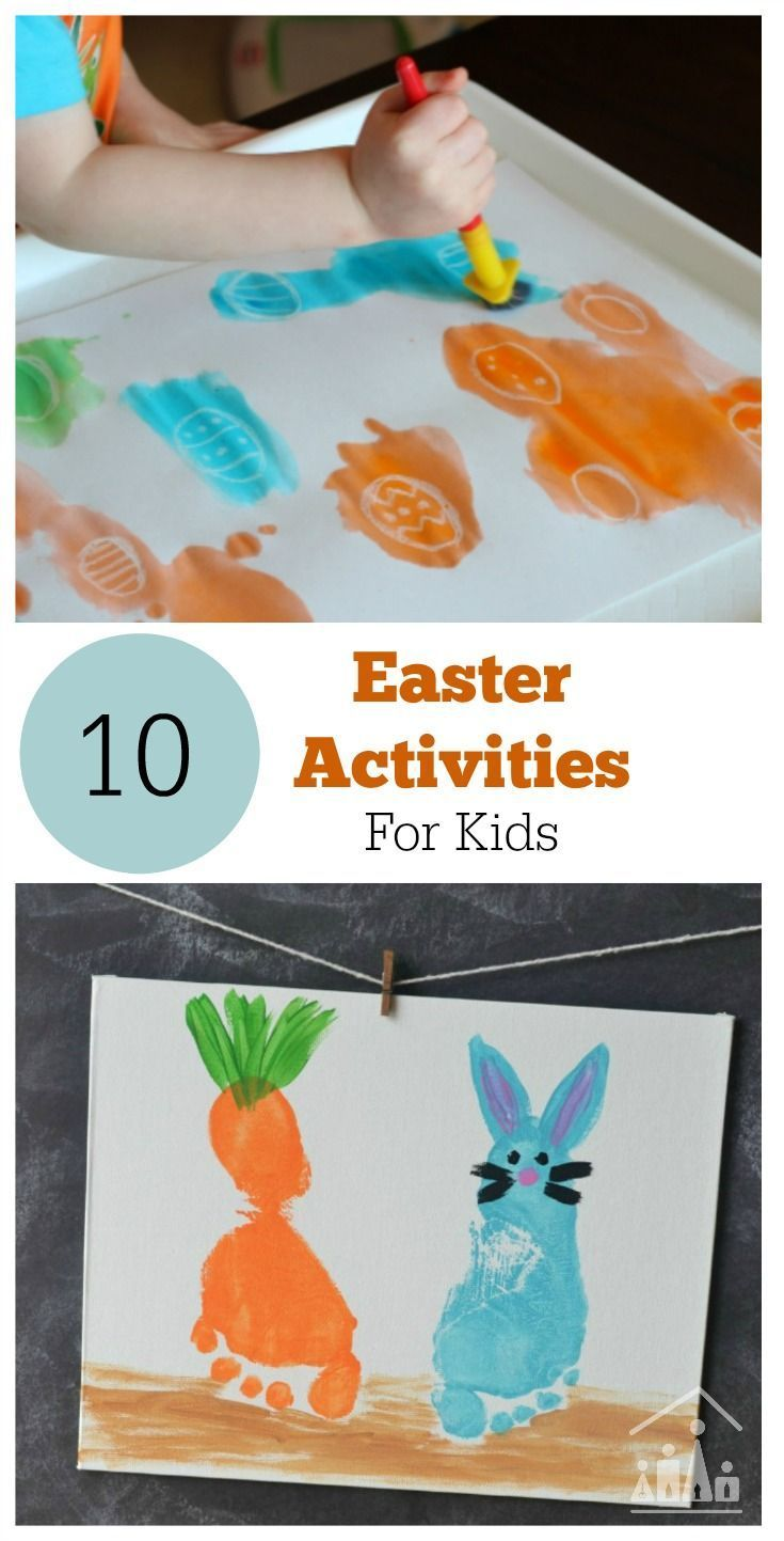 10 preschool easter activities easter pinterest for Passover crafts for sunday school