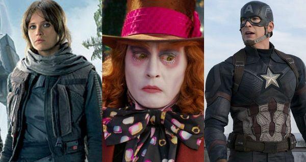 2016年に成功したハリウッド映画の5つのトレンドとは