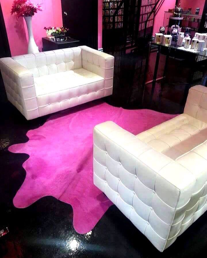 42 best Cowhide Upholstered Furniture images on Pinterest | Cow hide ...