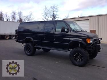 4x4 Van Conversion Kits