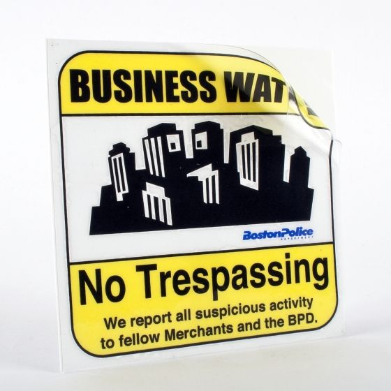 Uks leading sticker printing company offer square bumper stickers in standard sizes from 2