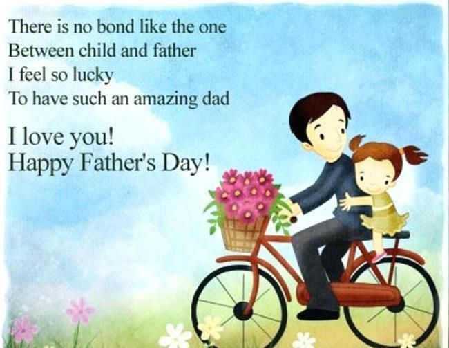Happy Father's Day Quotes And Images 2018 For Whatsapp...