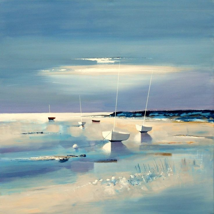 Calme plat by #Michaël #LEFEVRE. Stunning #seascape.