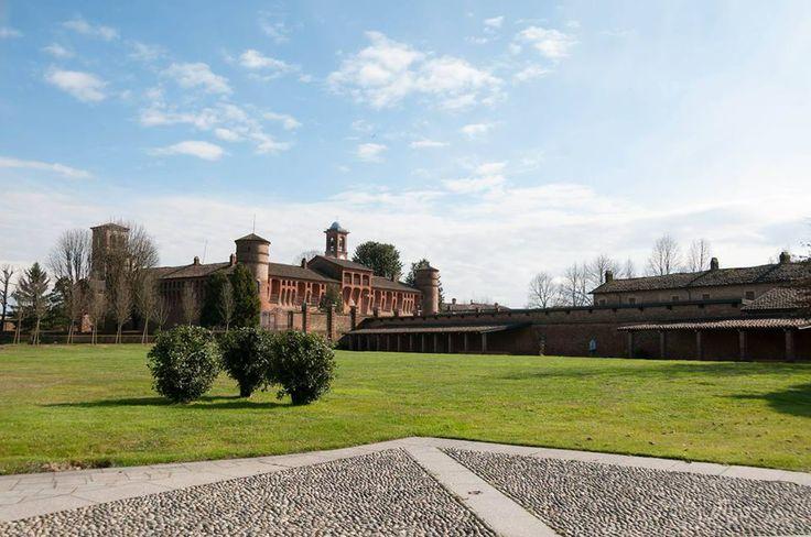 Il castello di Frascarolo in Lomellina - 45°03′00″N 8°41′00″E