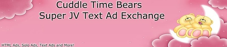 This is a text ad site - here a person can promote their products, affiliate links or services with banner advertising, text links, solos etc.