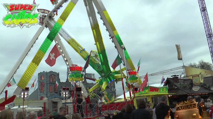 Super Chaos (Maier) Offizielles Video kirmes-fabian