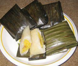 Indonesia Secret Kitchen: Kue Nagasari recipe