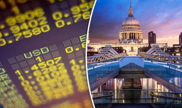 Pound v US dollar: GBP exchange rate climbs in advance of BoE rate decision #business #money