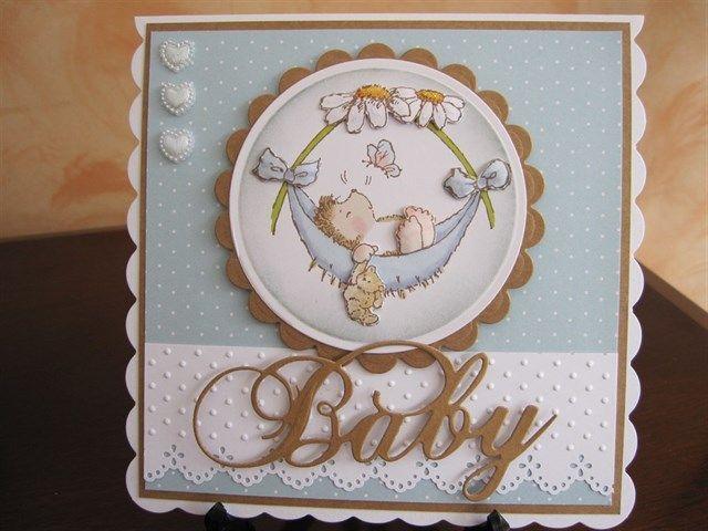 Penny Black Baby Boy.Inspiration | docrafts.com.