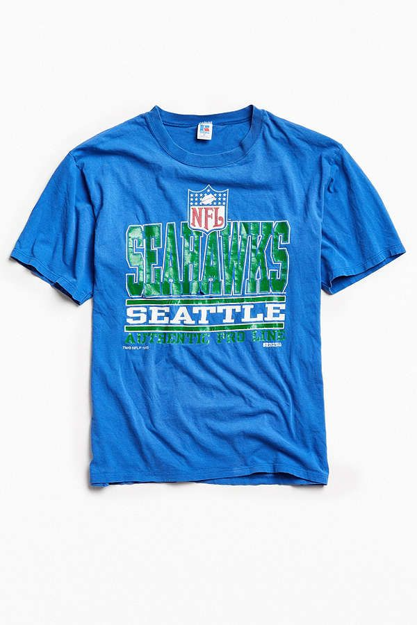 Shop Vintage NFL Seattle Seahawks Tee at Urban Outfitters today. We carry all the latest styles, colors and brands for you to choose from right here.