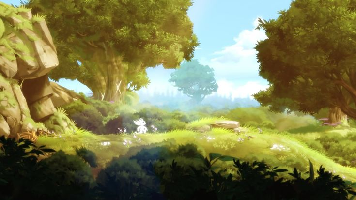 Ori and the Blind Forest Game Concepts http://abduzeedo.com/ori-and-blind-forest-game-concepts