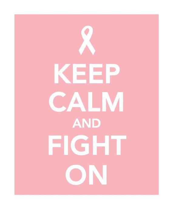 fight on...