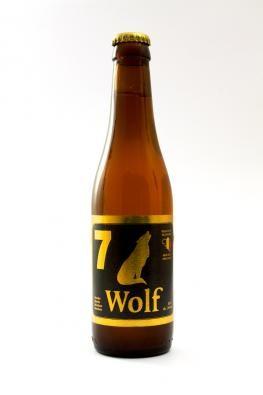 Wolf 7 Brouwerij Lupus Begijnendijk