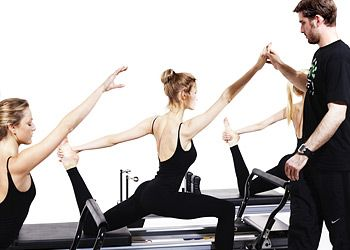 Ten Pilates is an amazing Pilates studio in London.  Post-Berlin I'm going to be all over this