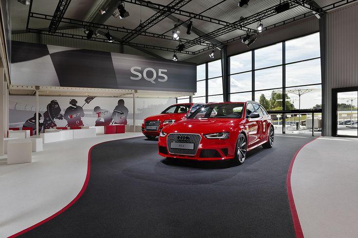 Audi Dealer Meeting in Copenhagen 2012
