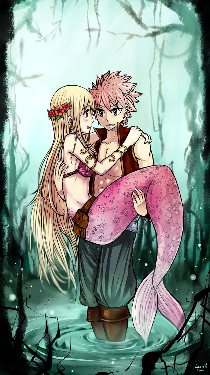 Save the mermaid, darling pirate and your fairy tail will ...