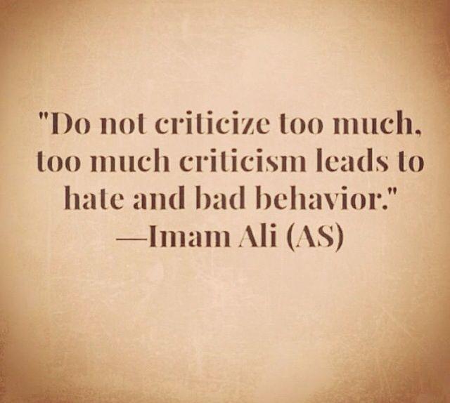 Hadith from Ali ibn Abi Taleb/