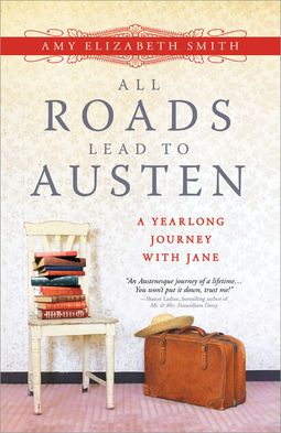 "Syrie James says: ""I loved this book! It's Eat, Pray, Love meets The Jane Austen Book Club—an unforgettable journey of the mind and heart. """