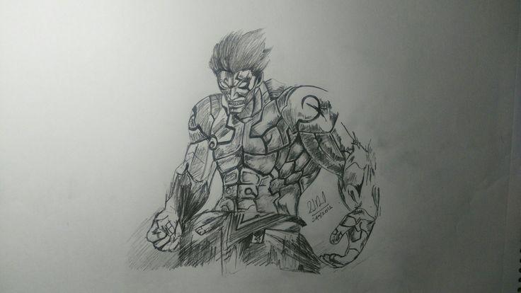 My art using penpencils