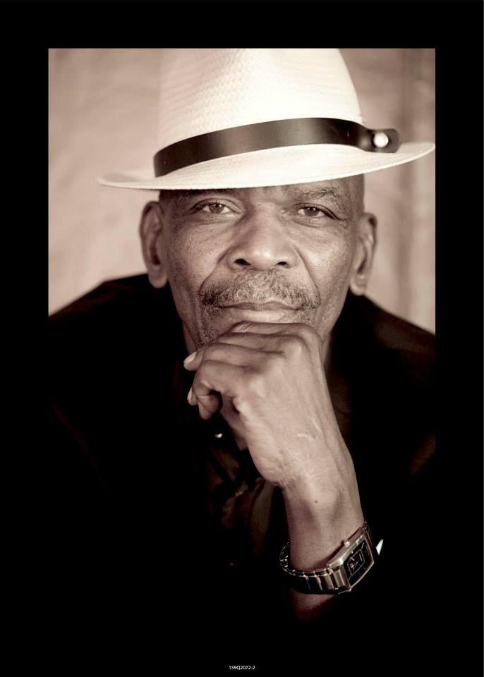 Ray Phiri, musician, shot on location att Moloko Strathavon Hotel, Johannesburg