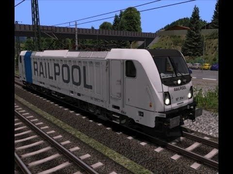 Neu Für Train Simulator 2017 'Traxx 3 – BR 187 By RSSLO' @ Hagen - Siege...