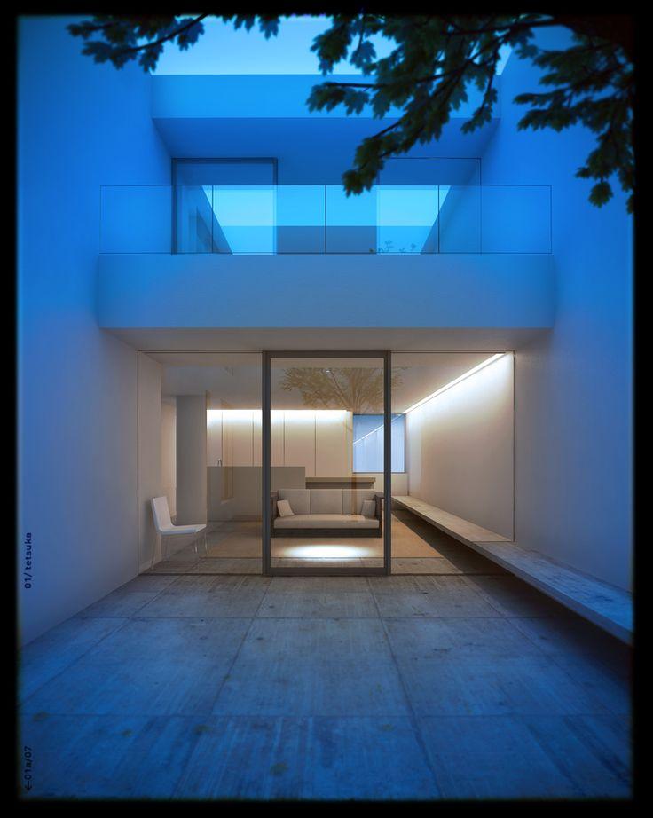 John pawson, tetsuka house.