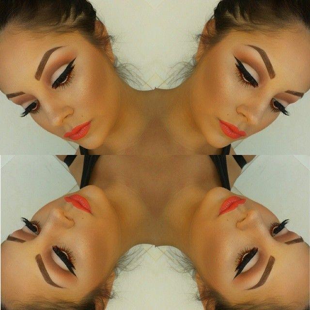 @makeupby_krystal  #bronze #makeup #cutcrease #ShareIG