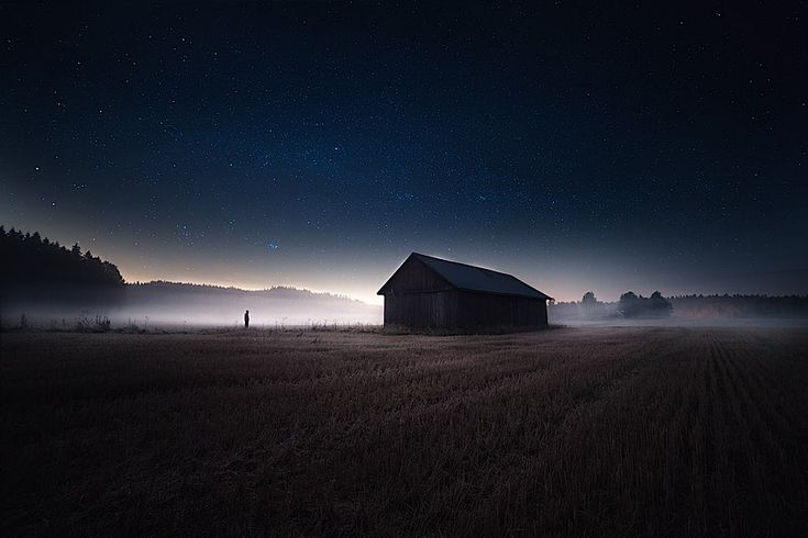 Mysterious Photography by Mika Suutari
