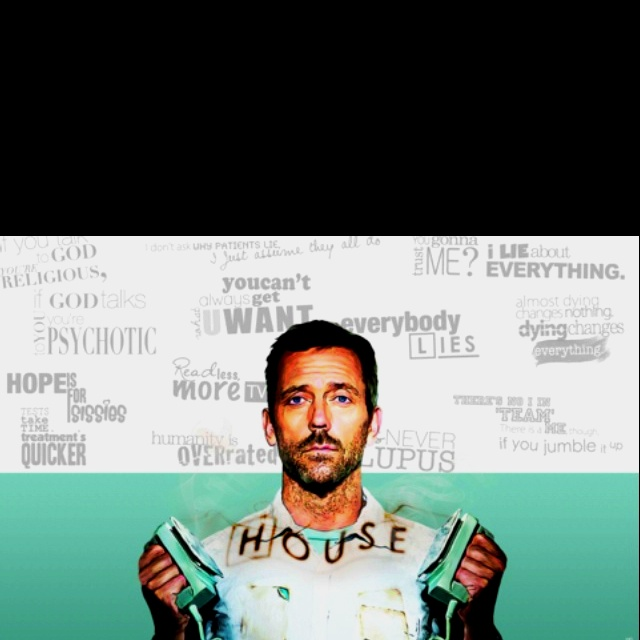 HD Wallpaper And Background Photos Of House Quotes For Fans Of House M.